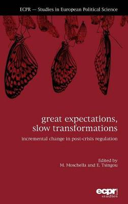 Great Expectations, Slow Transformations: Incremental Change in Post-Crisis Regulation (Hardback)