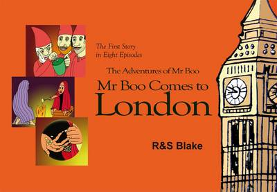 Mr. Boo Comes to London - Adventures of Mr Boo Bk. 1 (Hardback)