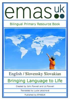 Bilingual Primary Resource Book: English / Slovensky Slovakian (Paperback)