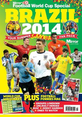 Brazil 2014: World Cup Special (Paperback)