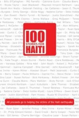100 Stories for Haiti (Paperback)