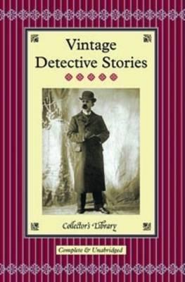 Vintage Detective Stories (Hardback)