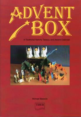 Advent Box: A Traditional Nativity Tableau and Advent Calendar (Paperback)