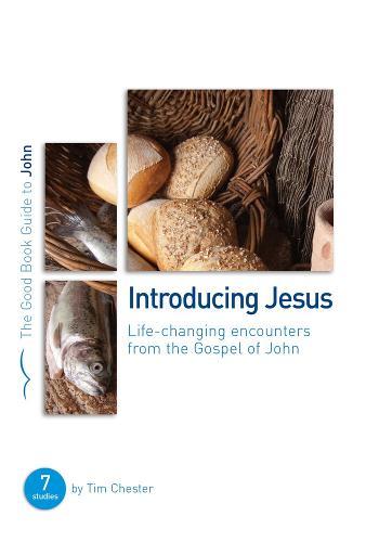 John: Introducing Jesus: Life-changing encounters from John's Gospel - Good Book Guides (Paperback)