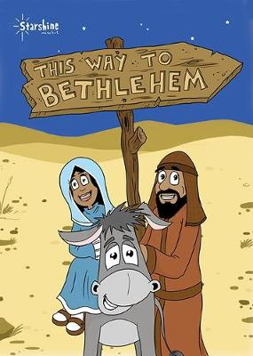This Way to Bethlehem (Spiral bound)