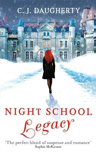 Night School: Legacy: Number 2 in series - Night School (Paperback)