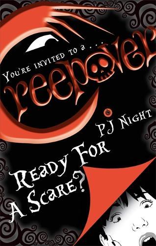 Creepover: Ready For A Scare?: Book 3 - Creepover (Paperback)