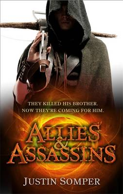 Allies and Assassins - Enemies of the Prince Number 1 (Hardback)