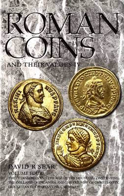 Roman Coins and Their Values Volume 4 (Hardback)