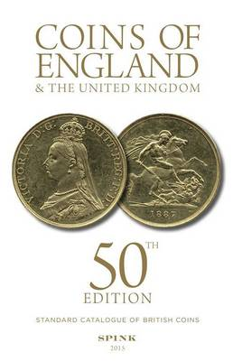 Coins of England & the United Kingdom 2015 (Hardback)
