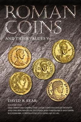Roman Coins and Their Values Volume 5 (Hardback)