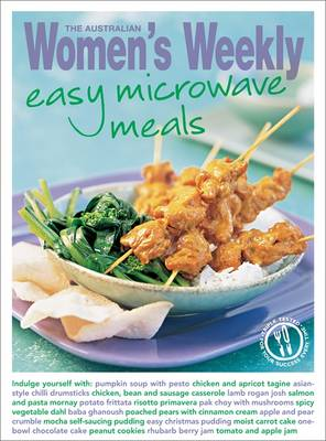 Easy Microwave Meals - The Australian Women's Weekly: New Essentials (Paperback)
