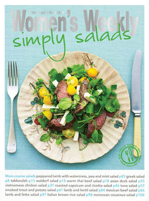 Simply Salads - The Australian Women's Weekly: New Essentials (Paperback)