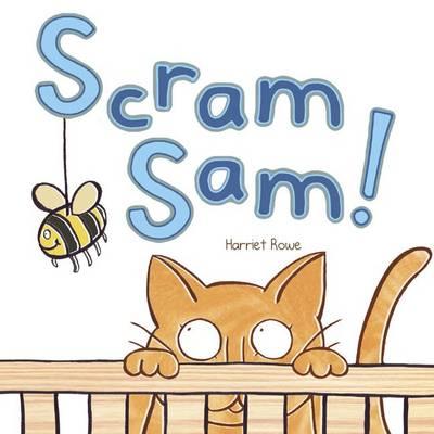 Scram Sam (Board book)
