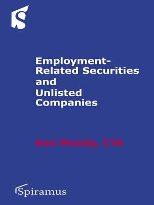 Employment-Related Securities and Unlisted Companies (Paperback)