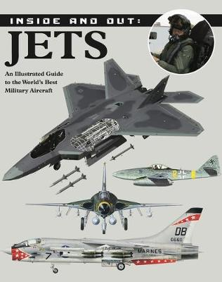 Jet Fighters Inside out (Hardback)