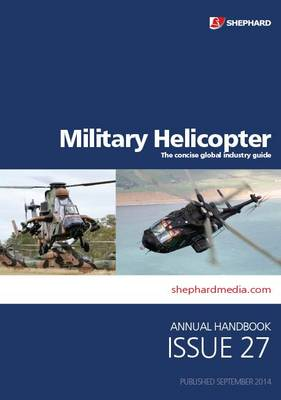 Military Helicopter Handbook 2014 (Paperback)