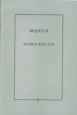 Reisen II: Sharon Kivland (Paperback)