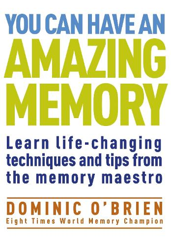 You Can Have An Amazing Memory (Paperback)