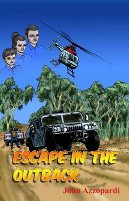 Escape in the Outback (Paperback)