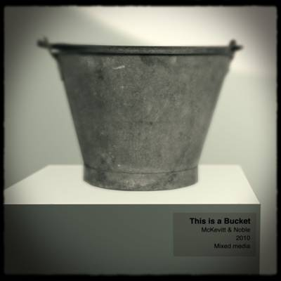 This is a Bucket (Paperback)