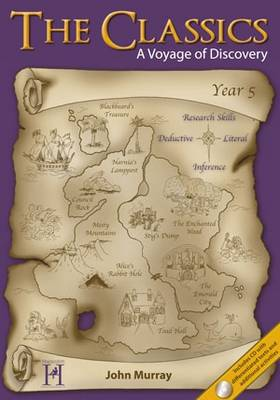 The Classics: Year 5: A Voyage of Discovery - Reading Explorers