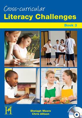 Cross - Curricular Literacy Challenges: Level 2-3 Bk. 3