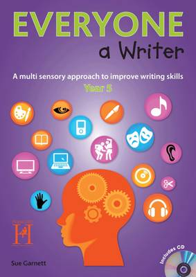 Everyone a Writer - Year 5: A Multisensory Approach to Improve Children's Writing Skills - Everyone a Writer