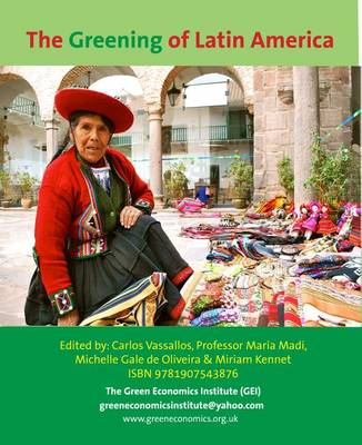 The Greening of Latin America and the Caribean (Paperback)