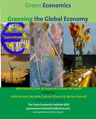 Greening the Global Economy: Reform and Transformation (Paperback)
