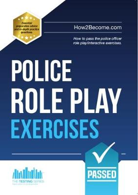 Police Officer Role Play Exercises (Paperback)
