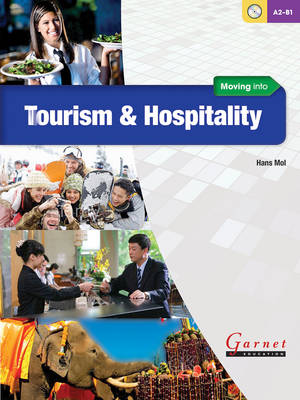 Moving into Tourism and Hospitality Course Book with Audio CD's (Board book)