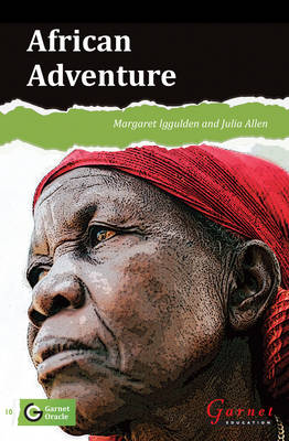 African Adventure - Graded Reader with Audio CD Level 3