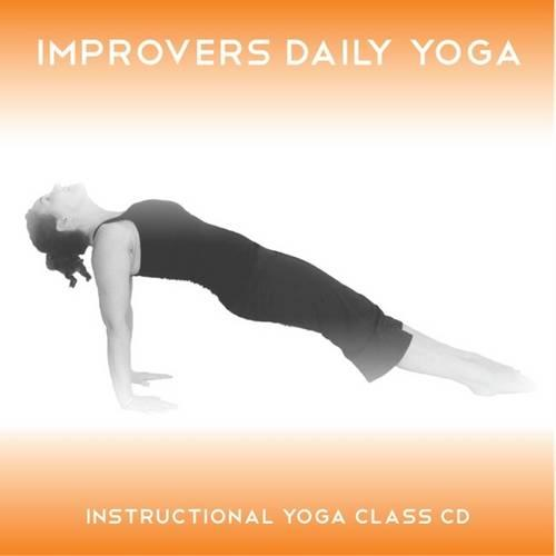 Improvers Daily Yoga: Five Instructional Yoga Sessions (CD-Audio)