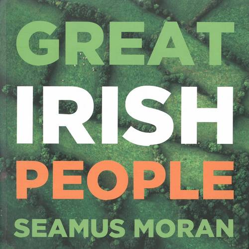 Great Irish People: County by County Dictionary of Biography (Hardback)