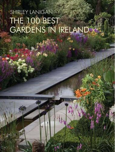 The Pocket Guide to the 100 Best Gardens in Ireland (Paperback)