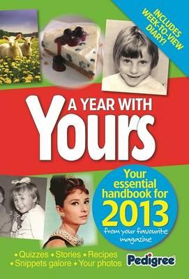 Yours Yearbook 2013 (Hardback)