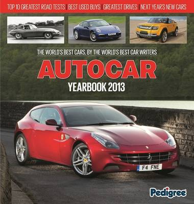 Autocar Best of 2013 (Hardback)