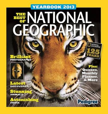 The Very Best of National Geographic 2013 (Hardback)