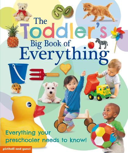 The Toddler's Big Book of Everything (Hardback)