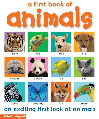 First Book of: Animals - First Book of (Paperback)