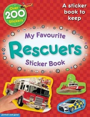 My Favourite Rescuers Sticker Book - My Favourite Sticker Books (Paperback)