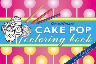 Cake Pop Colouring Book (Paperback)