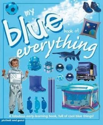 My Big Blue Book Of Everything - Big Book (Paperback)