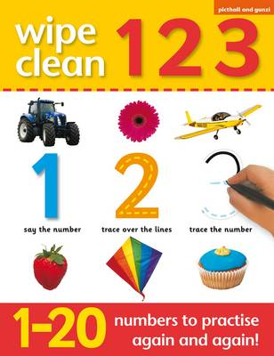 Numbers - Wipe Clean Early Learning (Paperback)