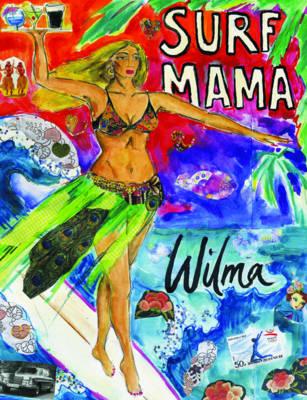 Surf Mama (Hardback)