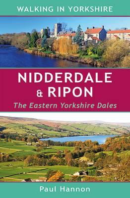 Nidderdale & Ripon: The Eastern Yorkshire Dales - Walking in Yorkshire (Paperback)
