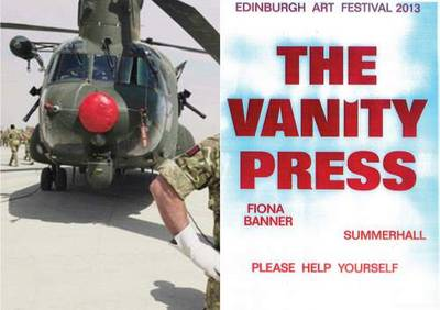 The Vanity Press, Summerhall: Please Help Yourself (Paperback)