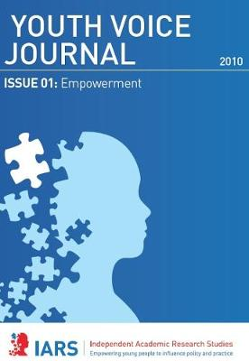 Youth Voice Journal: Youth Empowerment - Youth Voice Journal 1 (Paperback)