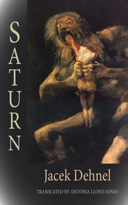 Saturn: Black Paintings from the Lives of the Men in the Goya Family - Dedalus Europe 2012 (Paperback)